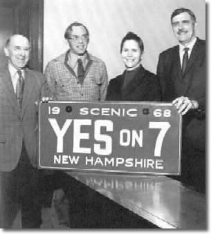SPACE was formed in 1966 for the express purpose of amending the New Hampshire State Constitution to allow for current use assessment of all real estate.